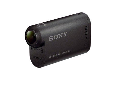 Sony HDR-AS15 Action-Cam Camcorder mit Hintergrundbeleuchtung (Exmor R CMOS-Sensor, Full HD, WiFi, microSD/SDHC-Kartenslot, microUSB) schwarz