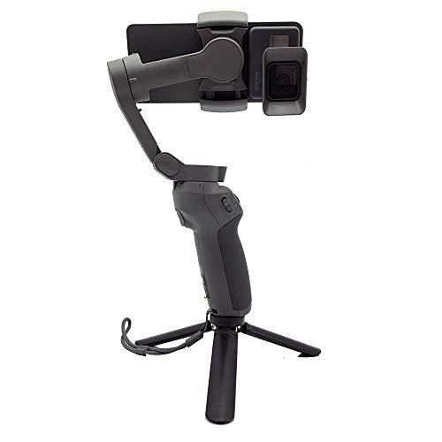 Hensych Kamera Schalter Montieren Teller Halter ,Kompatibel mit OSMO Mobile 3 Handheld Gimbal Stabilisatoren