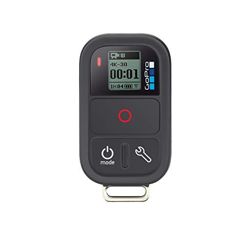 GoPro Smart Remote - Wasserdicht, bis zu 180 m Reichweite, Bedienung von bis zu 50 Kameras gleichzeitig (Offizielles GoPro-Zubehör)