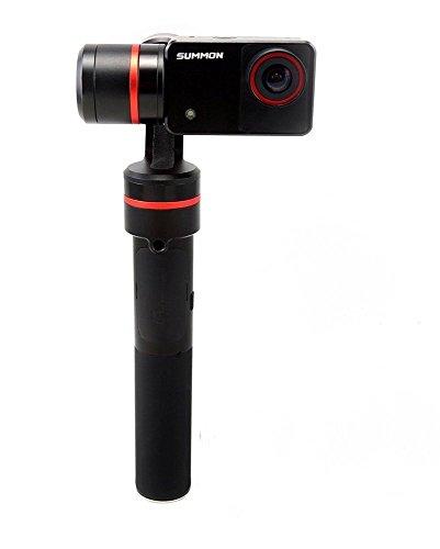 FeiyuTech FY-SUMM Summon 3-Achsen-Gimbal mit 4K Kamera schwarz