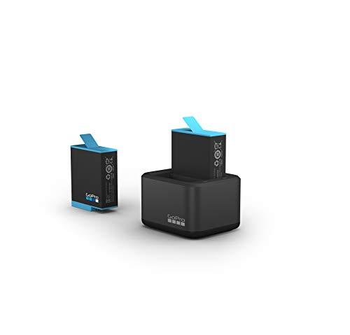 Dualladegerät + Akku (HERO9 Black) - Offizielles GoPro-Zubehör ADDBD-001-EU