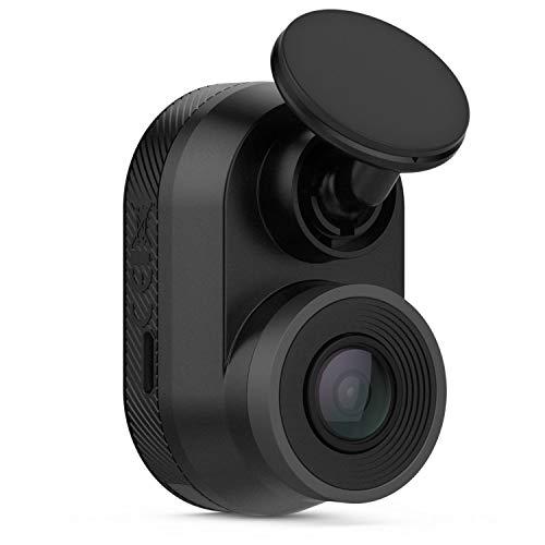 Garmin DashCam Mini – ultrakompakte Dashcam (3,1x5,9x2,9 cm) mit HD-Aufnahmen in 1440p mit 140° Bildwinkel; praktische Mini-Klebehalterung für den Innenraum, automatische Speicherung von Unfallvideos