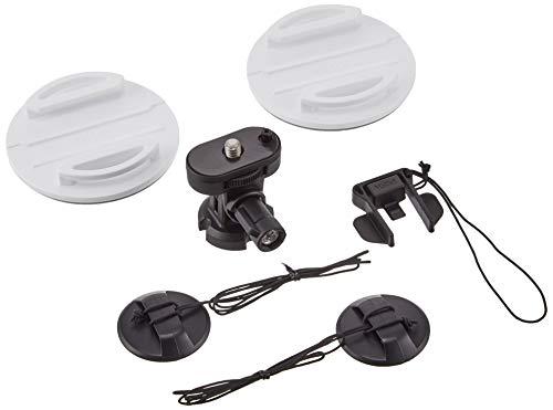Sony VCT-BDM1 Surfbretthalterung (Selbstklebend, für Surfbretter und Snowboards, mitgelieferte Leine, neigbar bis zu 90 Grad, geeignet für Action Cam FDR-X3000, FDR-X1000, HDR-AS300, HDR-AS200, HDR-AS50) schwarz