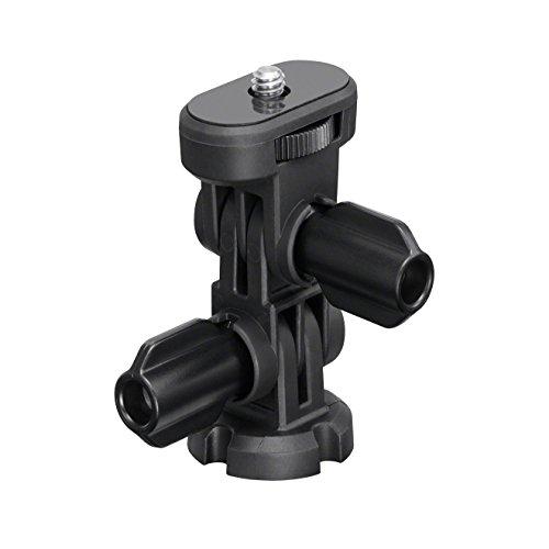 Sony VCT-AMK1 Arm-Kit (neigbares Halterungszubehör, flexible Einstellung, geeignet für Action Cam FDR-X3000, FDR-X1000, HDR-AS300, HDR-AS200, HDR-AS50) schwarz