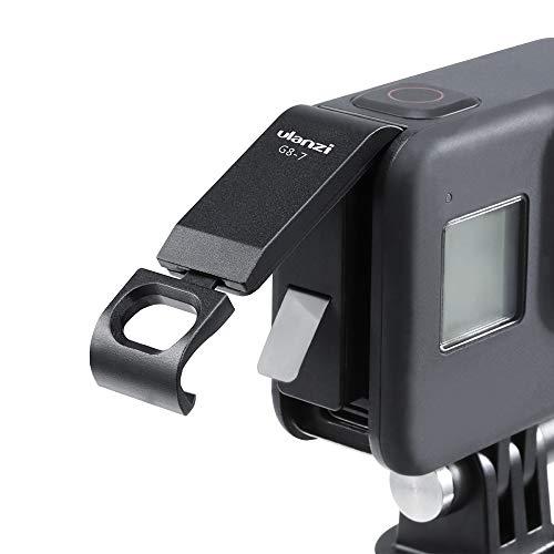 Akkudeckel mit Öffnung für GoPro Hero 8 Black Actioncam
