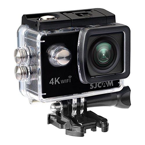 'SJCAM SJ4000Air–Camcorder (4K, 16MP, WLAN, hinten 2LTPS LCD Display), Schwarz