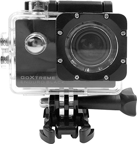 GoXtreme Enduro Black Action Cam 2.7K, Wasserfest, WLAN