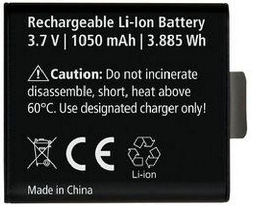 Rollei Akku AC425/426/430 - Ersatzakku für die Rollei Actioncams 425, 426 und 430 - Lithium-Ionen-Akku (3,7V / 1050 mAh)